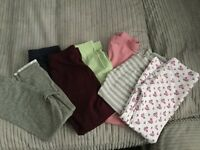 Girls bundle of leggings