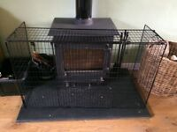 Adjustable fire guard, good condition
