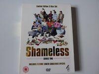 Shameless Series Two DVD's