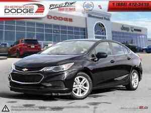 2017 Chevrolet Cruze LT | AUTO | HEATED SEATS | BACKUP CAM