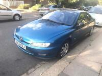 PEUGEOT 406 COUPE 2.2 HDI DIESEL