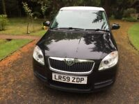 SKODA Fabia 2009-1.6 Automatic46000 Miles-Immaculate Condition