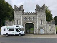 Motorhomes and campers required £300 to £30,000 same day collection and payment!