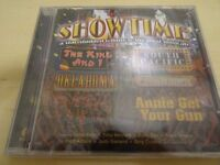 SHOWTIME CD - BROADWAY MUSICAL HITS – SEALED