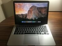 "Macbook Pro Retina 13"" 2015 (i7 3.1GHz, 16gb RAM, 512mb SSD)"