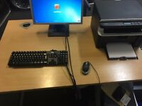 Used Office Desk Only £20 with a free Chair