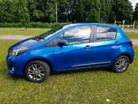 TOYOTA YARIS 2014 (64)1.4 VVTi 5 DOOR HATCH PETROL EXCELLENT CONDITION INSIDE AND OUTSIDE LADY OWNER