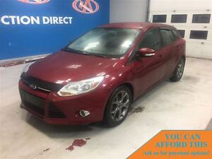 2014 Ford Focus SE ONLY 23000KM! FINANCE NOW!