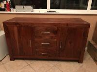 Solid Wood Mango Sideboard