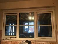 3 matching double glazed Windows! £200 each excellent condition