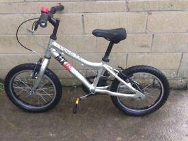 Child's bike Ridgeback MX16