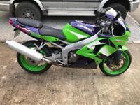 Kawasaki zx-6 r ninja