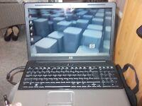 hp cq60 dual core laptop.