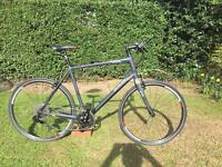 Specialized Sirrus Comp XL men's hybrid, 2012 bicycle
