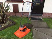 Flymo L400 Petrol Hover Lawnmower Lawn Mower 2 Stoke Petrol