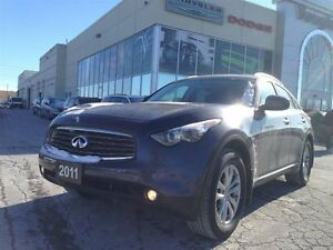 2011 Infiniti FX35 CLEAN FX35 ALL WHEEL DRIVE