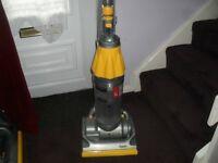 dyson DC07 fully tooled with warranty