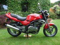 Kawasaki ER500 N not cbr EF