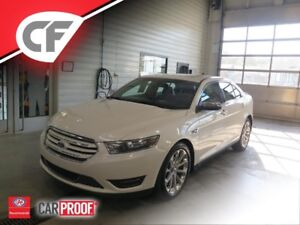 2016 Ford Taurus Limitée AWD 3.5 Litres