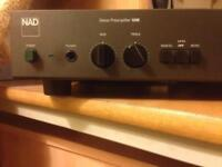 Nad preamp