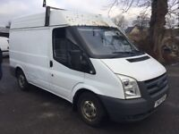 *** ford transit 2007 1 years mot swap px car van ****