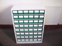 for sale metal 48 drawer cabinet