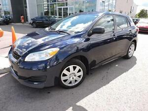 2011 Toyota Matrix AUTO CRUISE