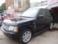 RANGE ROVER Vogue TDV8 Auto,3630 cc 4x4,FSH,electric leather interior,heated seats,Sat Nav,Sunroof