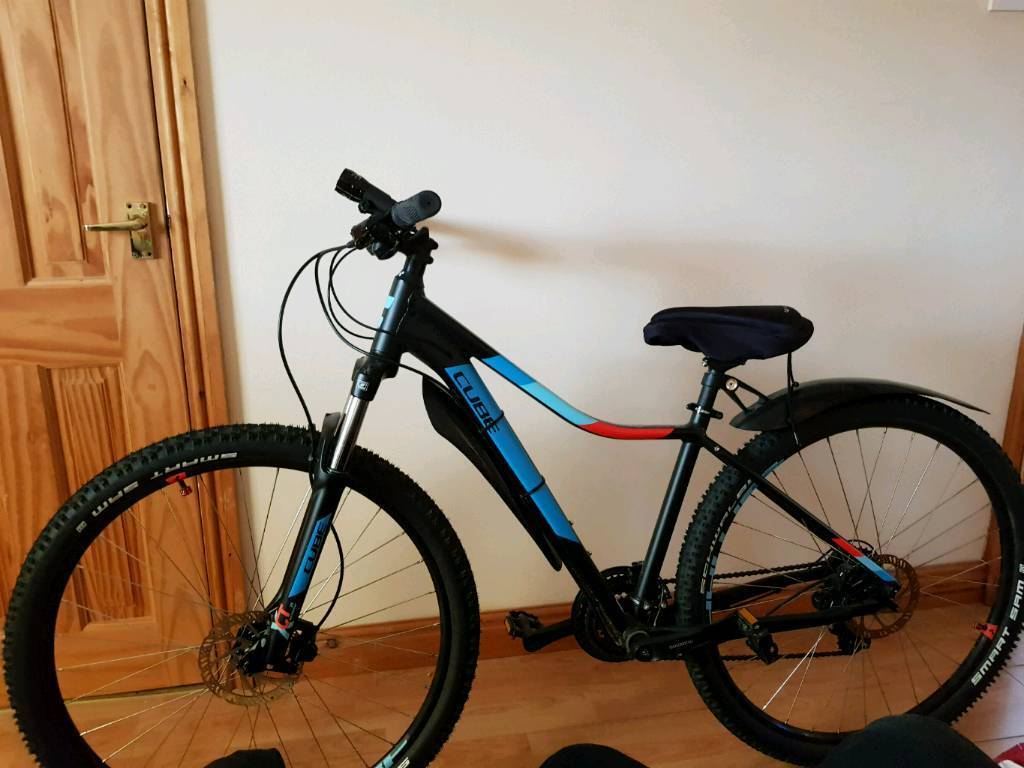 Cube 2017 29er LOOK AS NEW RRP £550