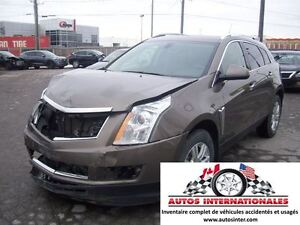 2014 Cadillac SRX LUXURY COLLECTION 4X4 V6 3.6L FULL EQUIPE MAG