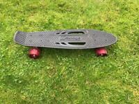 Karnage retro skateboard