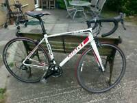 Giant defy 1 road racing bike m/l frame size £ 375.