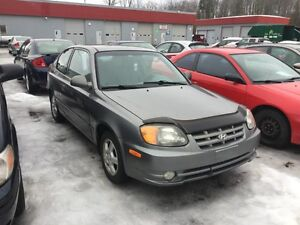 2003 Hyundai Accent GS
