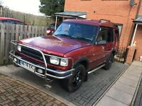 Land Rover discovery 300tdi es manual