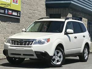 2012 Subaru Forester 2.5X Convenience Package w/PZEV (A4)