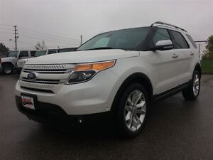 2015 Ford Explorer Limited 4X4 NAVI