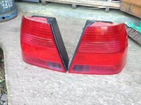 BORA Sport rear all red lights