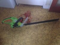 Hedge trimmer 600w 240v still like new £30.00 ono