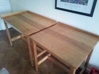 Pine desks