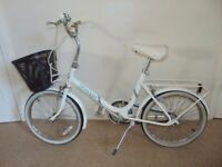 Classic/Vintage/Retro Raleigh Shopper Bike