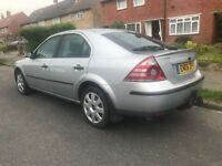 2006 FORD MONDEO 2.0 TDCI ZETEC - STARTS AND DRIVES - SPARES OR REPAIRS