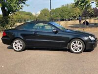 Mercedes-Benz, CLK, ULEZ FREE Convertible, 2009, Semi-Auto, 1796 (cc), 2 doors