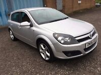2006 Vauxhall ASTRA SRI 1.8 , mot - May 2018 , only 92,000 miles, service history,focus,megane,golf