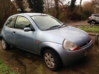 Ford ka 2007 mot may 2018 2 owners from new