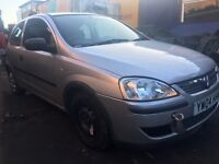 VAUXHALL CORSA, FROM 2001-2006 BREAKING FOR SPARES