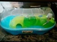 HAMSTER CAGE GOOD CONDITION ALSO SUITABLE GERBILS, MICE ETC.