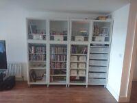 Ikea Cabinet Set (3 piece)