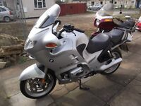 BMW R 1150 RT LOOKING FOR A GOOD HOME