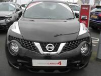 Nissan Juke TEKNA PULSE (black) 2017-09-30