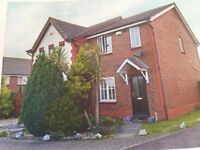 2 bedroom end of terrace house to let, Harebell Close, Minster